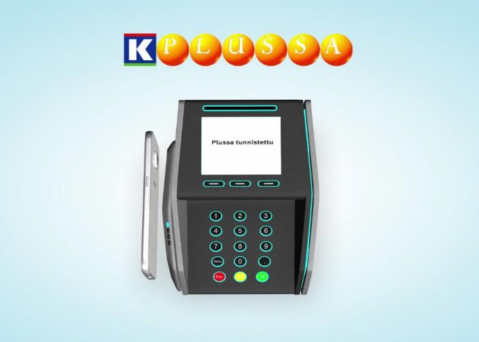 K-Plussa-mobiilikortti muuntaa puhelimen lähiluettavaksi kanta-asiakaskortiksi