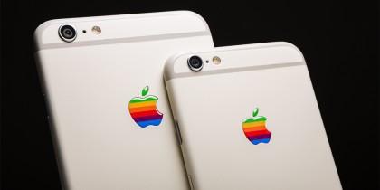 iPhone 6s:n retroteemainen erikoisversio