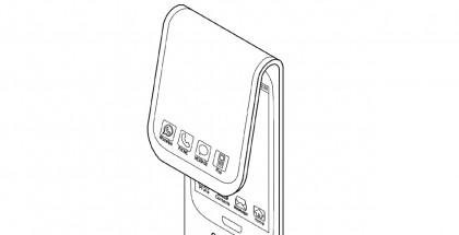 Yksi kuvakkeista näyttäisi viittaavan Applen iPod-soittimeen.