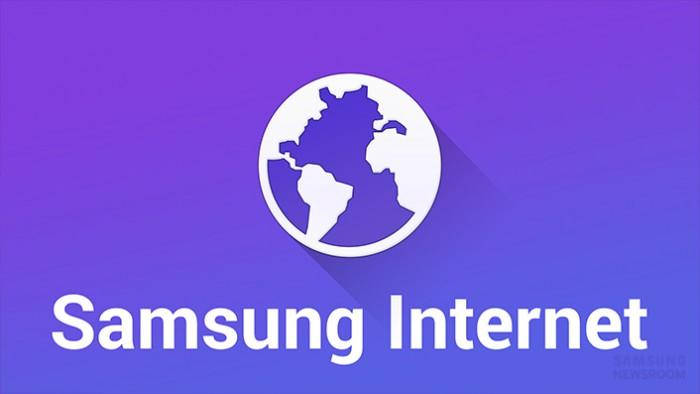 Samsung Internet selain