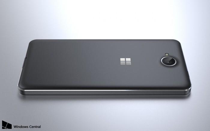 Lumia 650 Windows Central mallinnos