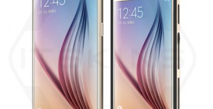 Väitetty Galaxy S7 kotelovalmistajan vuotamassa mallikuvassa.