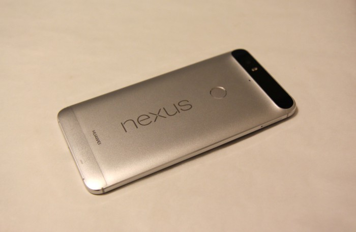 Huawein valmistama Nexus 6P vuodelta 2015.