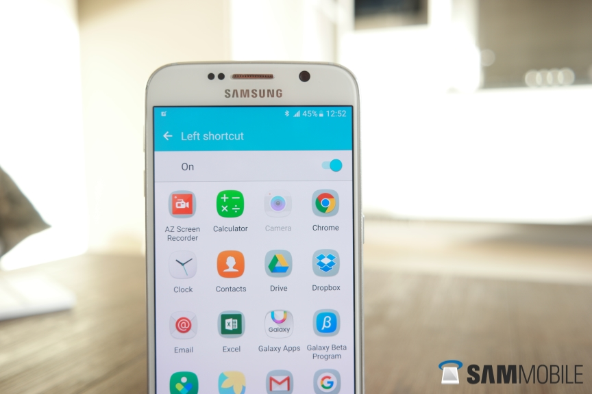 Galaxy S6 Android 6.0 Marshmallow