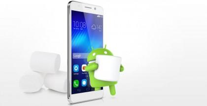 Huawei Honor 6 Marshmallow