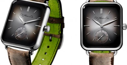 Swiss Alp Watch, kuin Apple Watch, mutta kalliimpi ja vähemmän älykäs.