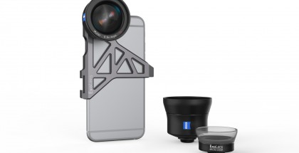 ExoLens ZEISS iPhone