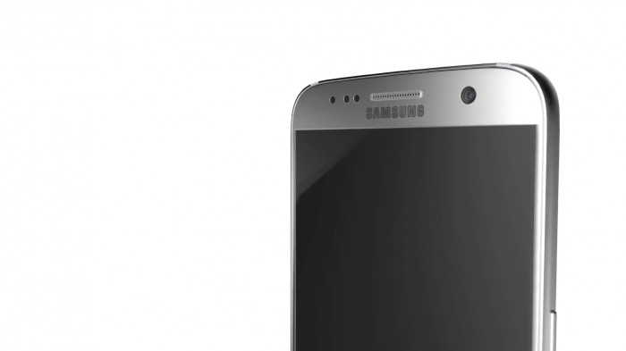 Kuvakaappaus Jermaine Smitin Galaxy S7 -konseptivideosta.