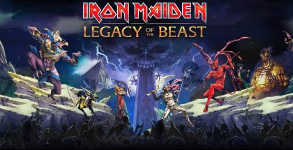 Iron Maiden: Legacy of the Beast iOS ja Android