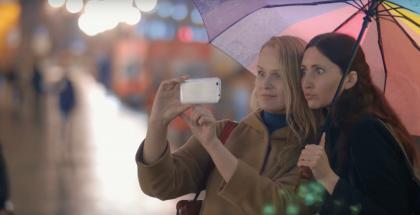 Nähdäänkö tässä Nokian vielä julkaisematon älypuhelin?