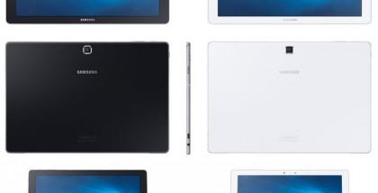 Oletettu Samsung Galaxy TabPRO S