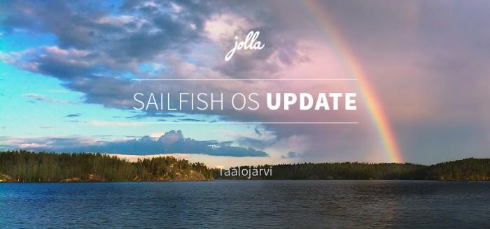 Jolla Sailfish OS 2.0.1 Taalojärvi