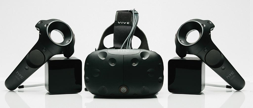 HTC Vive -virtuaalilasit
