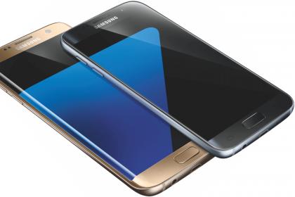Väitetyt Samsung Galaxy S7 ja Galaxy S7 edge vuotokuvassa
