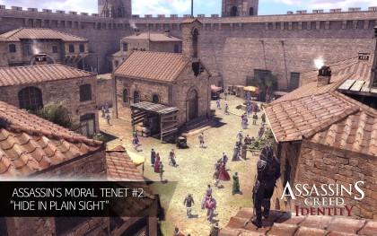 Assassin's Creed Identity Ubisoft