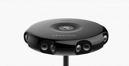 Project Beyond on Samsungin varhainen konsepti 360 asteen kameralle.
