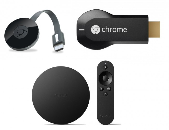 Chromecast Nexus Player