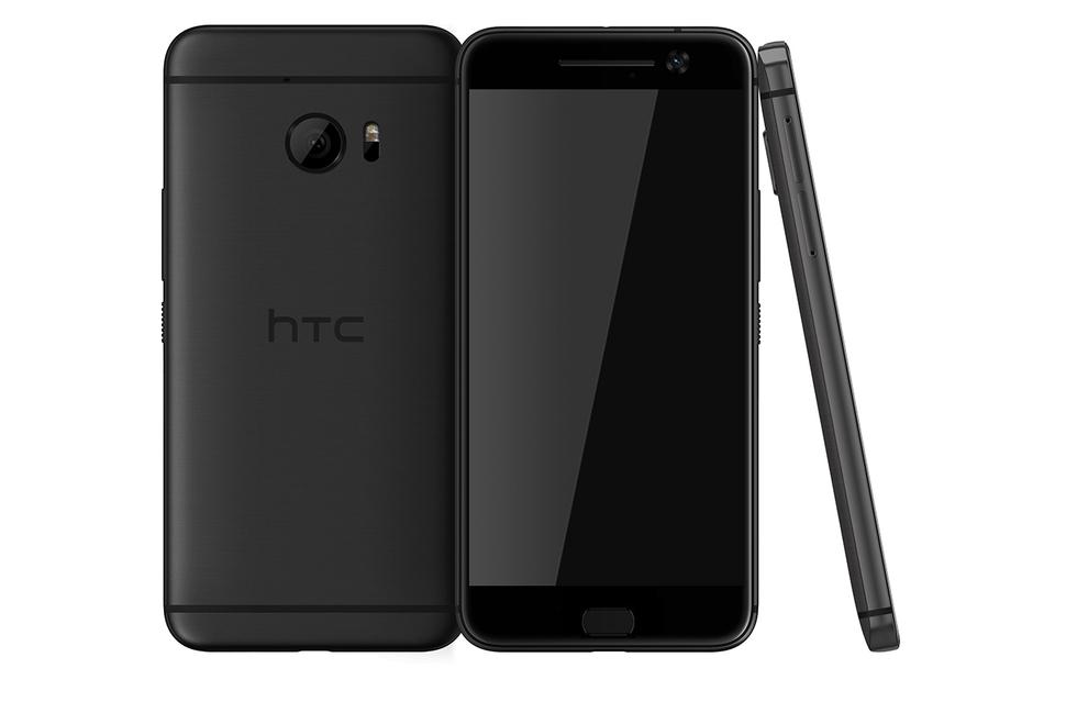 HTC One M10:n oletettu ulkonäkö vuotojen perusteella toteutetussa kuvassa