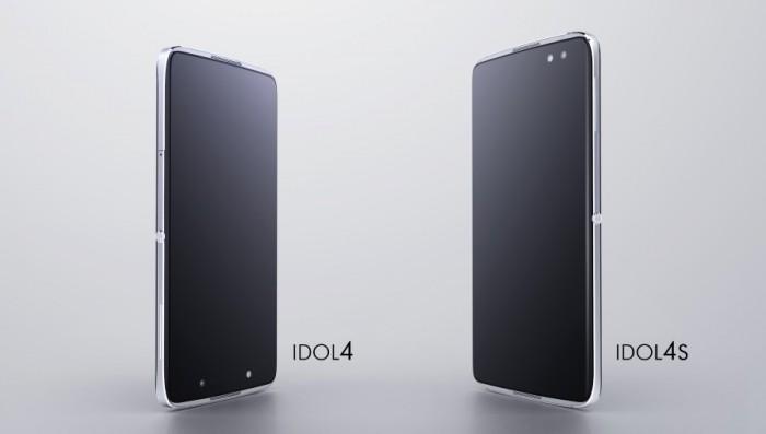 Alcatel Idol 4 ja Idol 4S