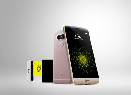 LG;:n kevään uutuus on uusi lippulaiva G5.