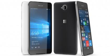 Lumia 650 on toistaiseksi viimeisin, todennäköisesti lopullisesti viimeinen, julkistettu Lumia.