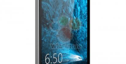 Lumia 650 oletetusti aidossa tuotekuvassa