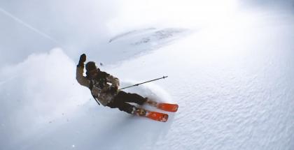 Kuvakaappaus Nicolas Vuignierin videolta.