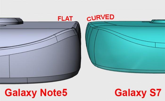 Samsung Note 5 Galaxy S7