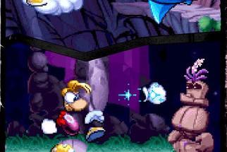 Klassinen Rayman vuodelta 1995 tekee paluun mobiilipelinä