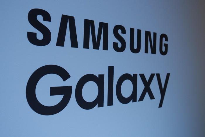 Samsung kyltti logo