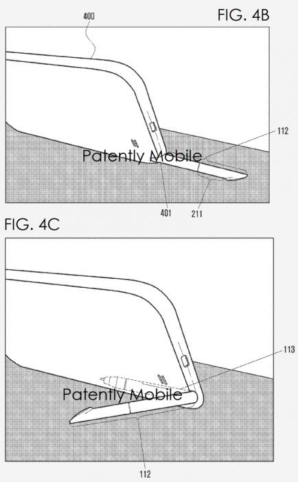 Samsung styluspatentti