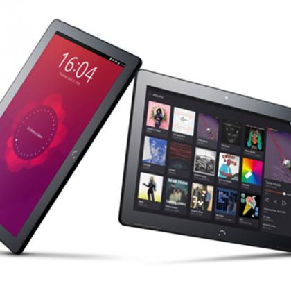 Tässä se on: ensimmäinen Linux Ubuntu -tabletti