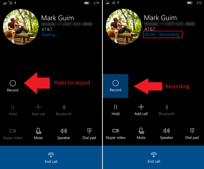 Windows 10 Call Record (2)