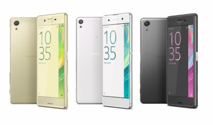 Sony yrittää seuraavaksi uusilla Xperia X -malleilla: Xperia X, XA ja X Performance.