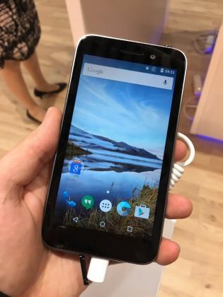 Bittiumin Tough Mobile perustuu Android-käyttöjärjestelmään.