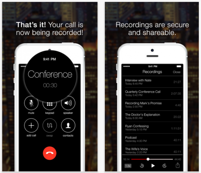 iOS Call Recorder (1)