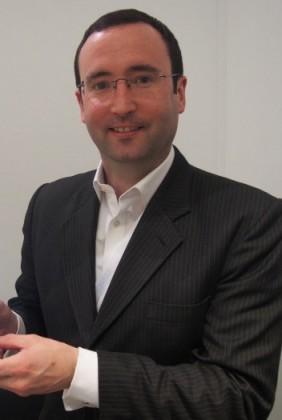 Rory O'Neill vastaa Samsung Electronicsin brändistä Euroopassa.