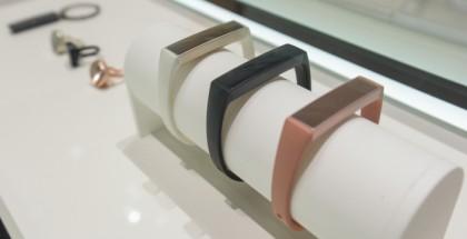 Samsungin Charm tulee tarjolle kahdessa eri tyylissä - tässä pitkulainen malli.