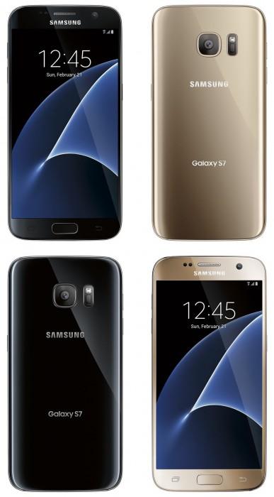 Samsung Galaxy S7 lehdistökuvissa Evan Blassin julkaisemassa kuvassa