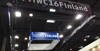 Suomalaiset kasvuyritykset ovat MWC:ssä läsnä yhteisellä osastolla Team Finlandin myötä.