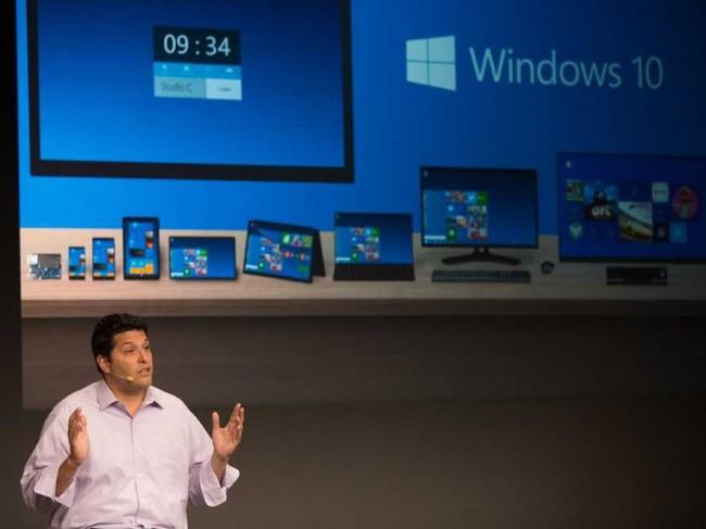 Terry Myerson on noussut uraputkessa Microsoftilla Windows- ja laiteryhmän johtajaksi