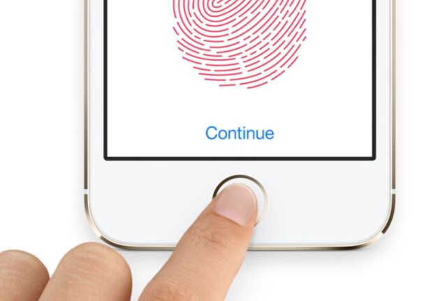 Apple Touch ID.