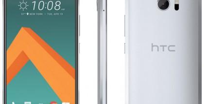 HTC 10 @evleaksin vuotokuvassa.