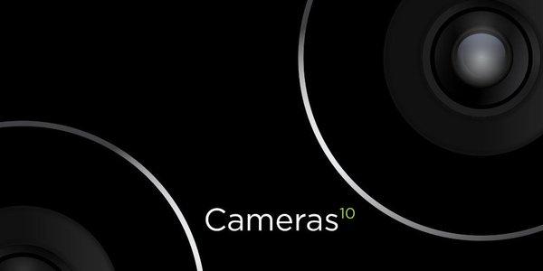 HTC 10 kamerat