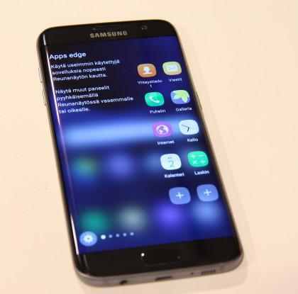 Samsung teki hyvän tuloksen – Galaxy S7 on menestys