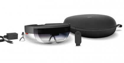 Microsoft HoloLens Development Edition.