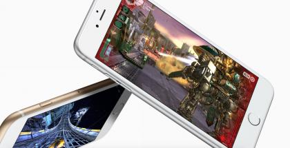 iPhone 6s voi sammua itsestään.