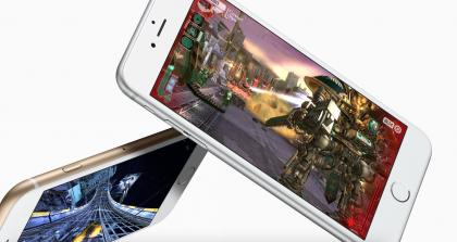 Tulevat iPhonet voivat saada Intelin valmistaman suorittimen. Kuvassa iPhone 6s.