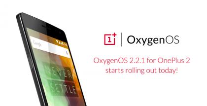 OxygenOS päivittyi OnePlus 2:lla.