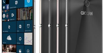 Alcatel Idol 4 Pro tulee olemaan huippuluokan Windows-puhelin.